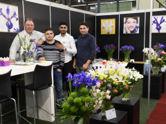 Highlighted image: Irissen weer een succes op de Trade Fair
