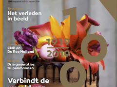 Highlighted image: 100 jaar magazine #1