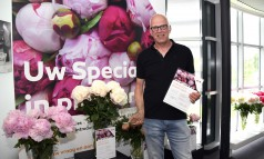 News image: Winnaar CNB Dutch Peony Award 2019!